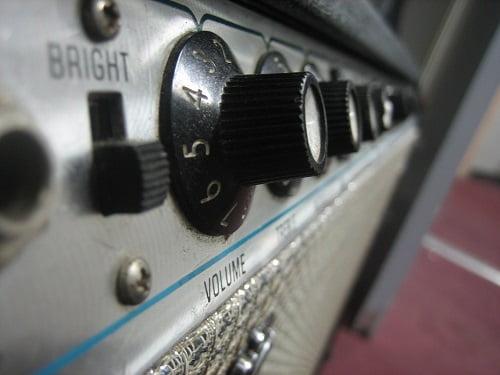 Fender Amp Settings