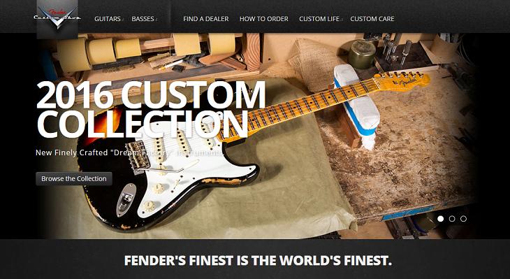 Fender Stratocaster Signature