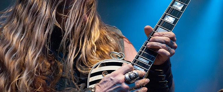 Zakk Wylde Amp Settings