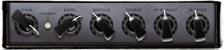 Metal Amp Settings