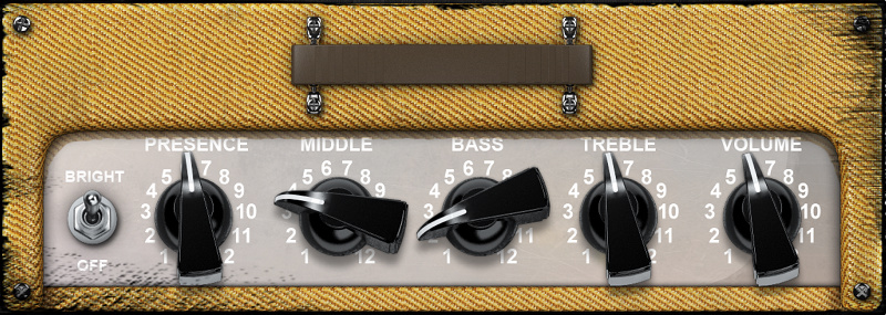 Fender Amp Settings Suggestions