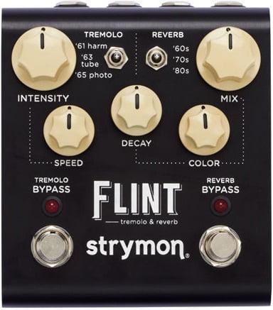 Strymon Flint Reverb Tremolo