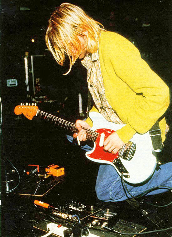 Kurt Cobain Amp Settings