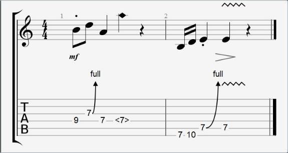 Pentatonic Scale Guitar Lesson (10)