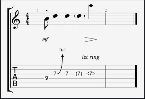 Pentatonic Scale Guitar Lesson (9)