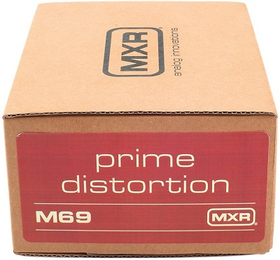 Gifts for Guitar Players (MXR Distortion Box)