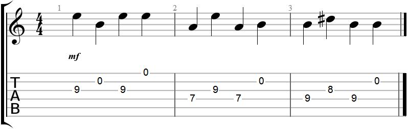 Guitar Arpeggios (8)