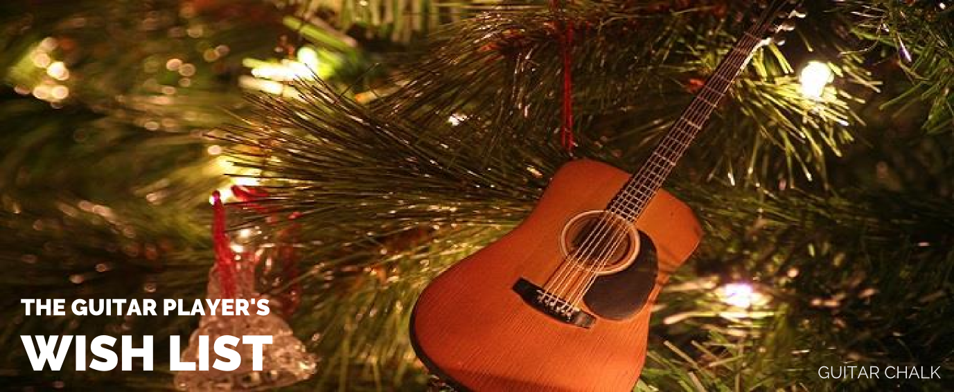 Gifts for Guitar Players (Cover Photo)