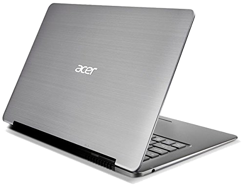 Acer S3 Laptop for Music Production