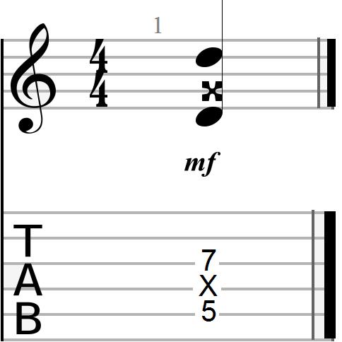 Chord Progressions Using Dyads
