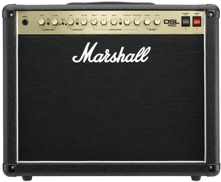 Best Marshall Amp for Hard Rock