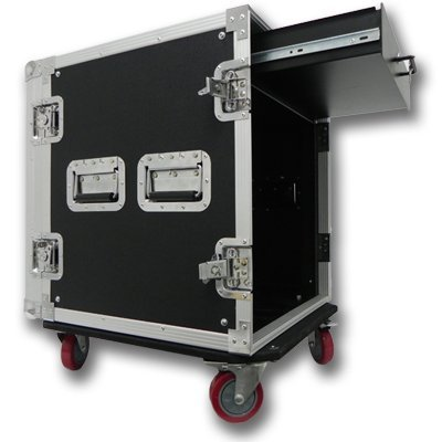 Guitar Rack Case with Drawer