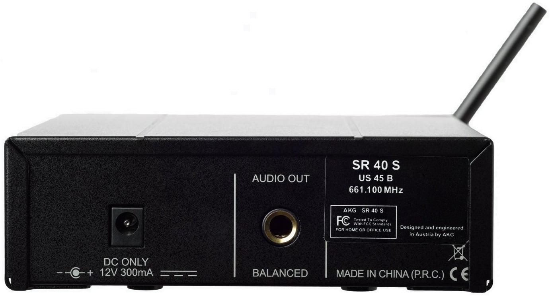 AKG Wireless Receiver