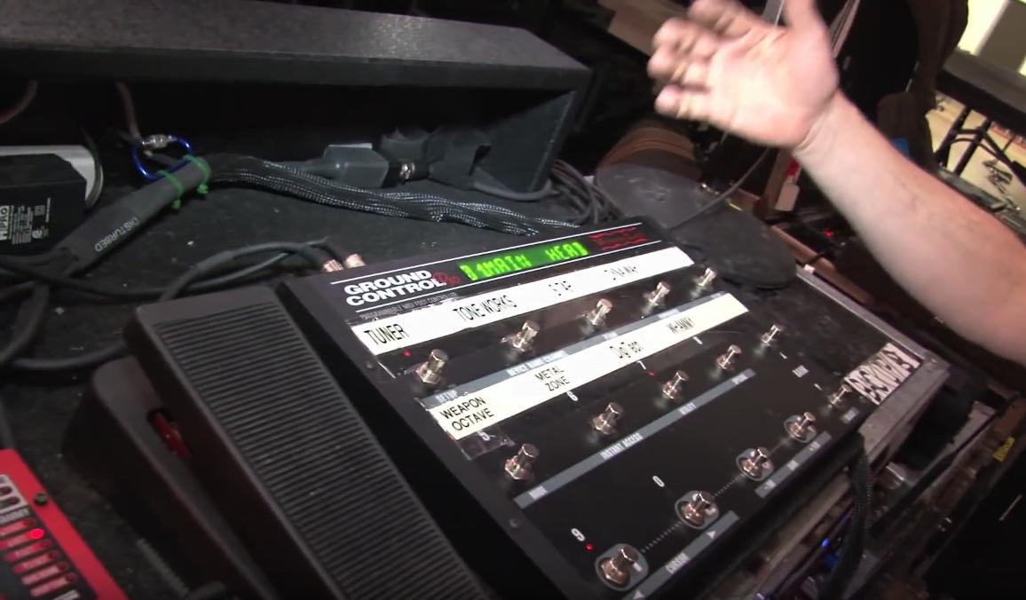Dan Donegan's MIDI controller