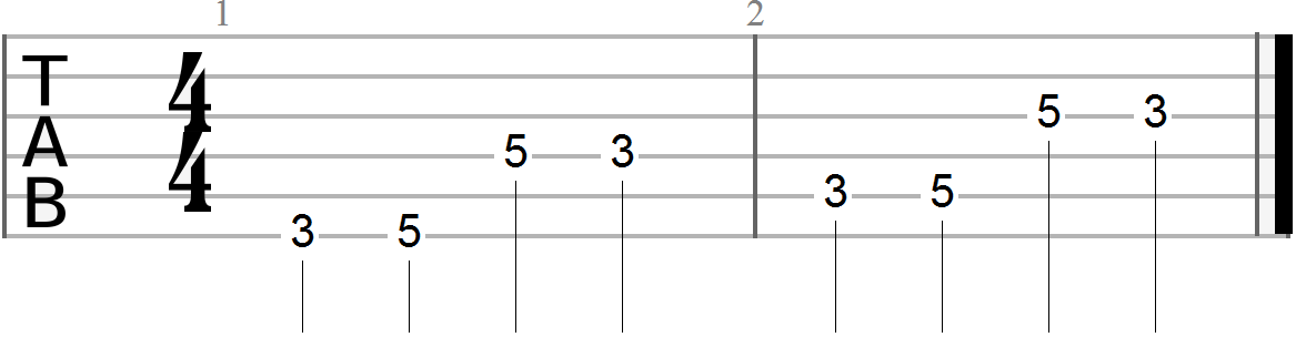 Guitar Exercises #10
