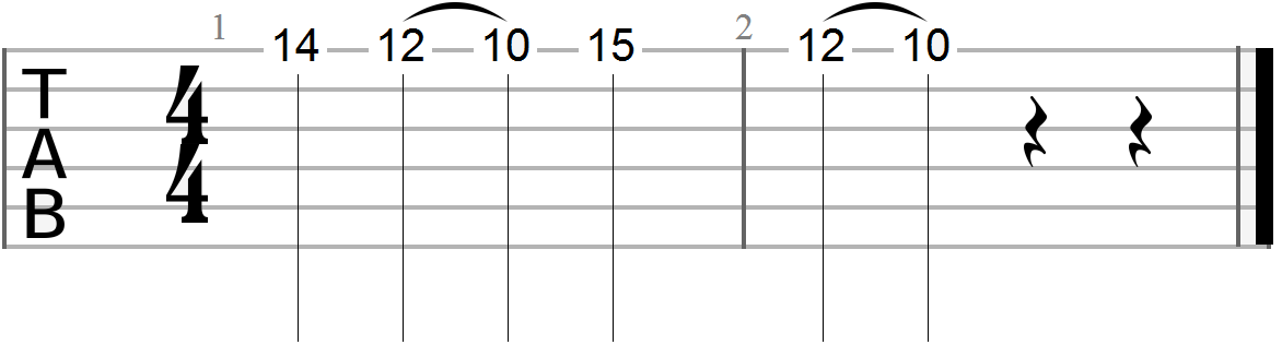 Guitar Exercises 101