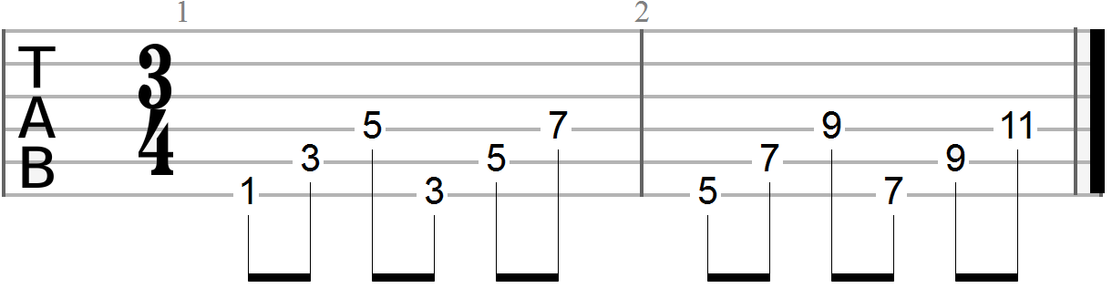 Guitar Exercises 107