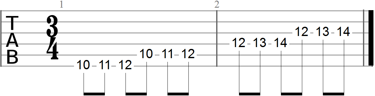 Guitar Exercises 113