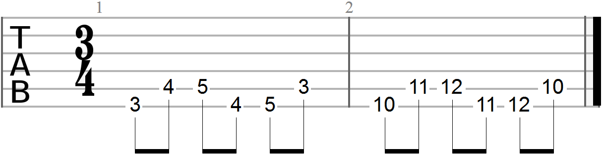 Guitar Exercises 115