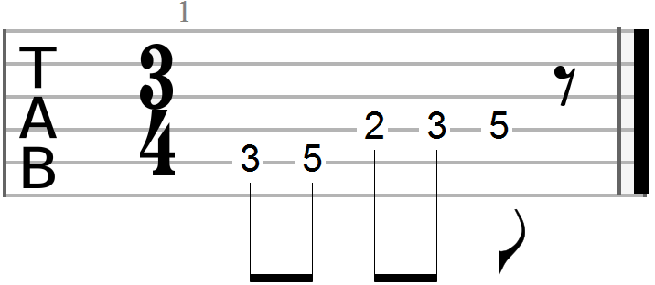 Guitar Exercises 124