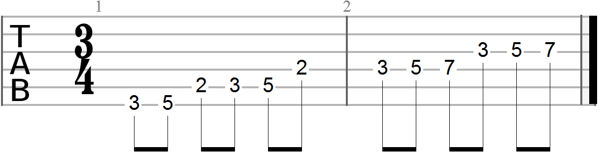 Guitar Exercises 128