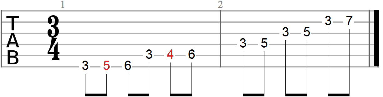Guitar Exercises 132