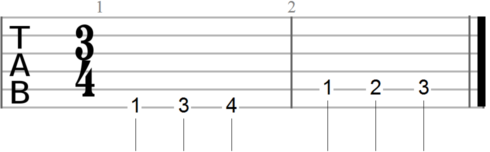 Guitar Exercises 135
