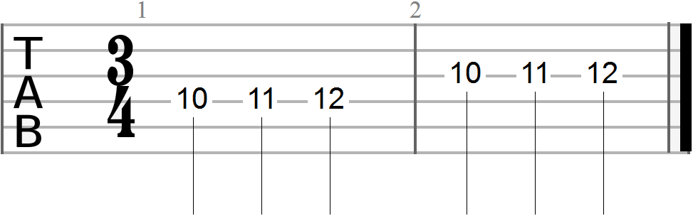 Guitar Exercises 137