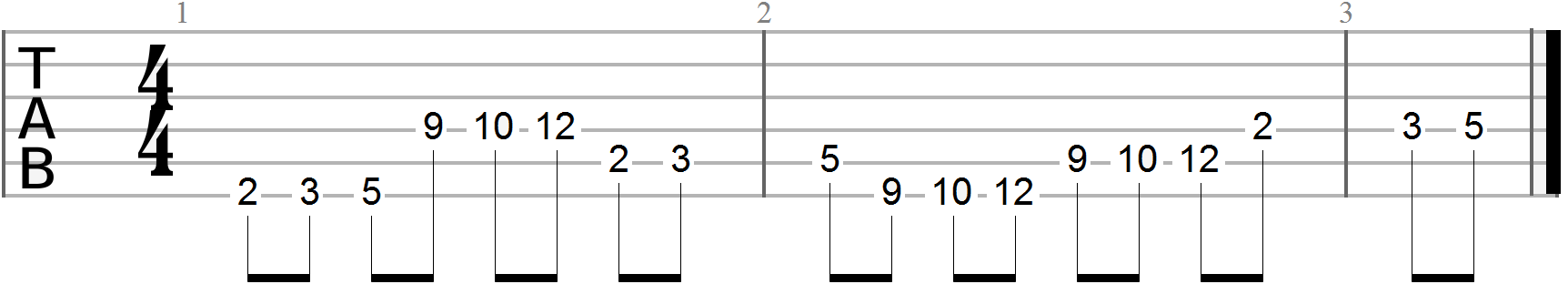 Guitar Exercises #16