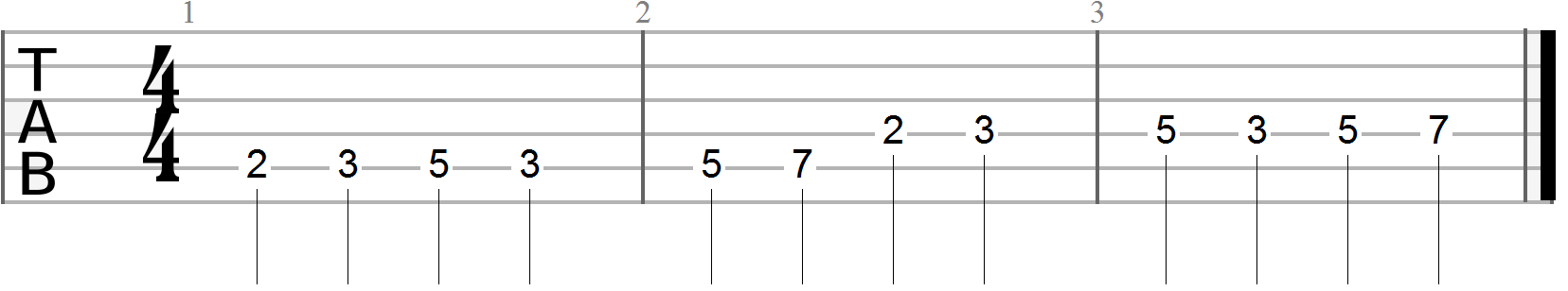 Guitar Exercises (19)