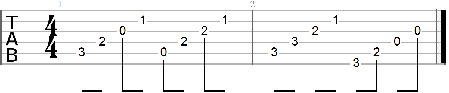 Guitar Exercises (28)