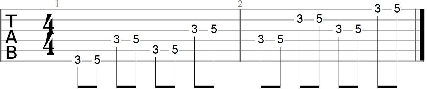 Guitar Exercises #7