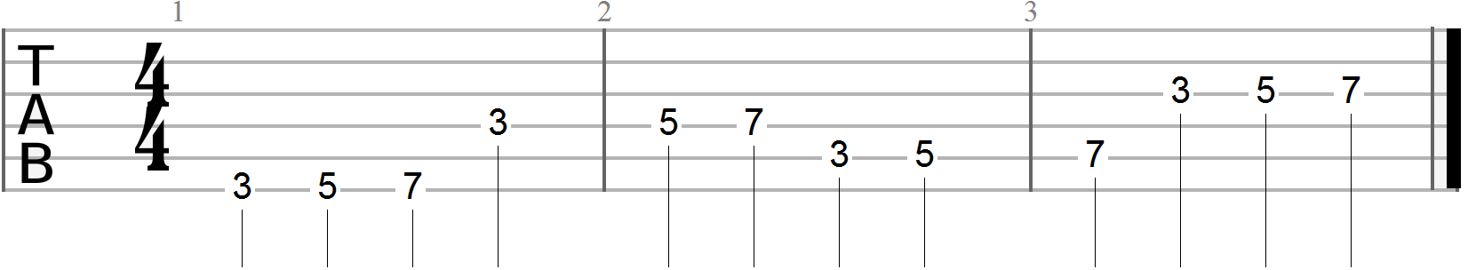Guitar Exercises #8