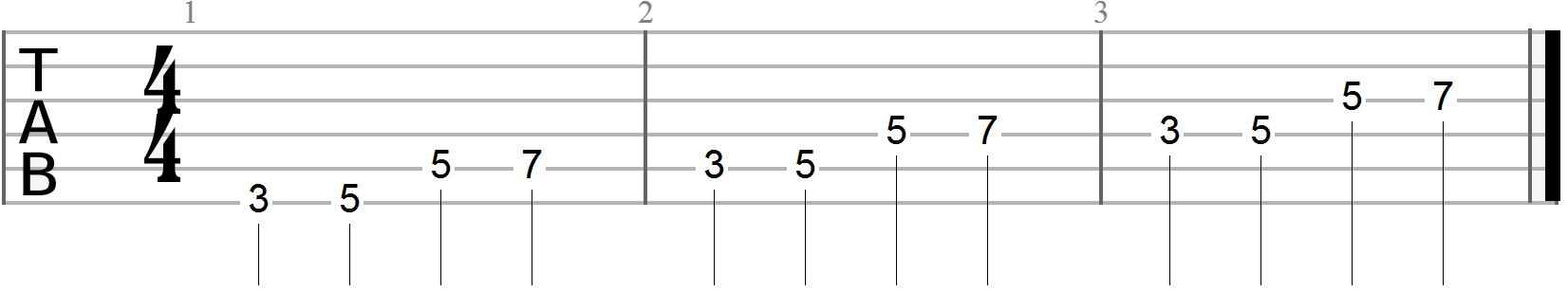 Guitar Exercises #9
