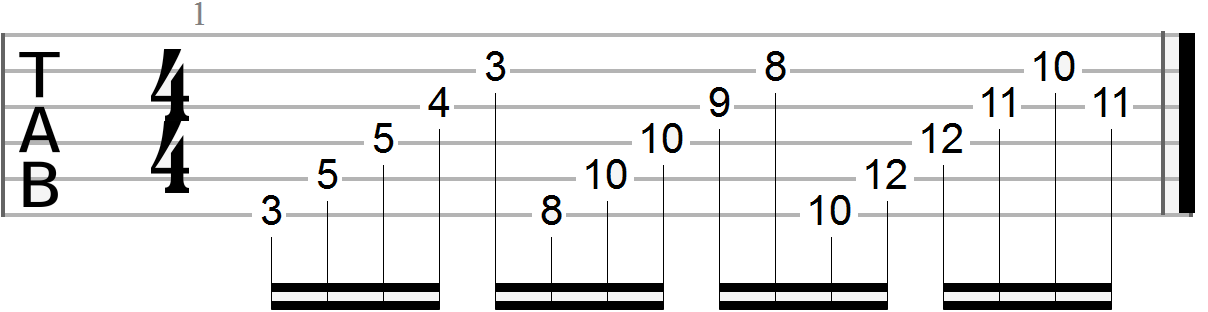 Guitar Finger Exercises (37)