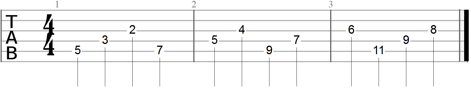 Guitar Finger Exercises (44)