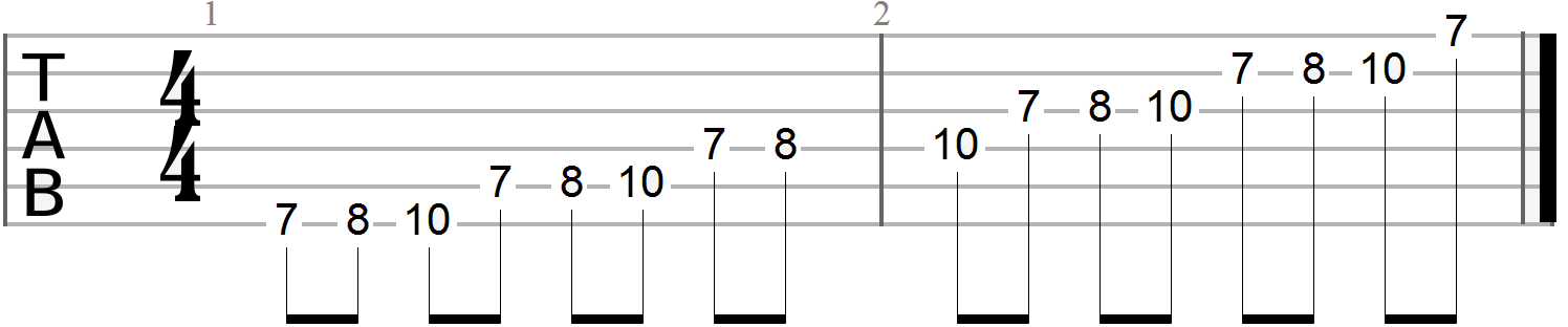 Guitar Finger Exercises (54)