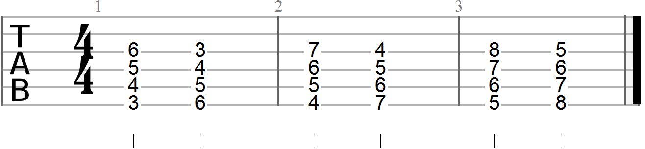 Guitar Finger Exercises (56)