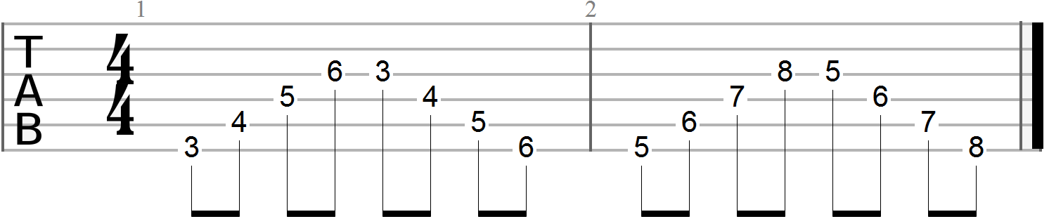 Guitar Finger Exercises (57)