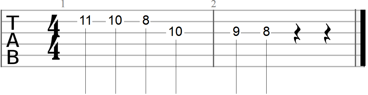 Guitar Finger Exercises (58)