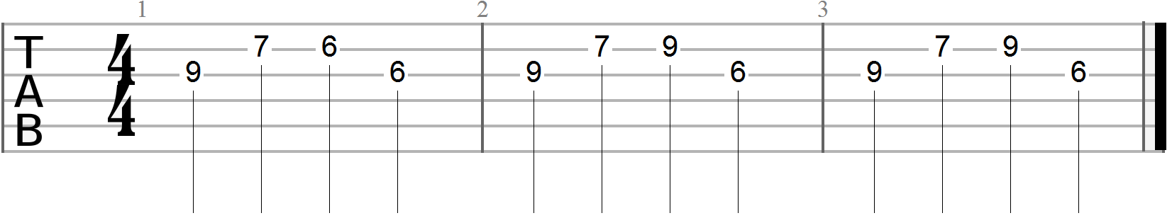 Guitar Finger Exercises (64)