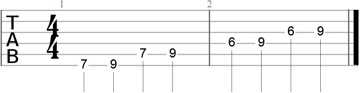 Guitar Finger Exercises (67)