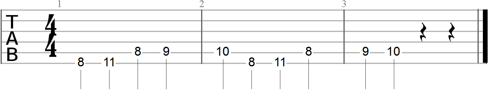 Guitar Finger Exercises (68)