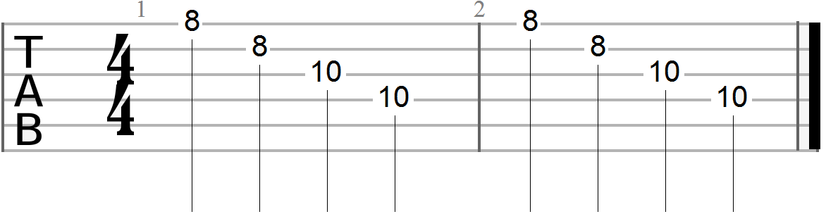 Guitar Finger Exercises (69)