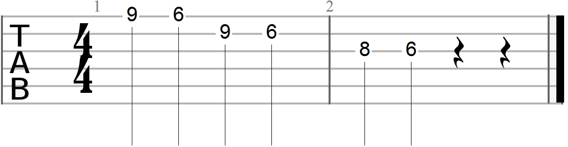 Guitar Finger Exercises (76)