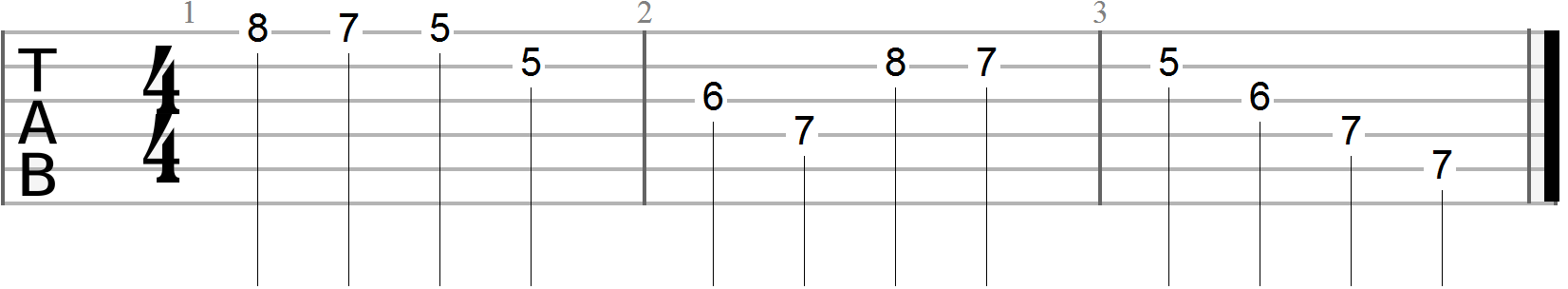 Guitar Finger Exercises (86)