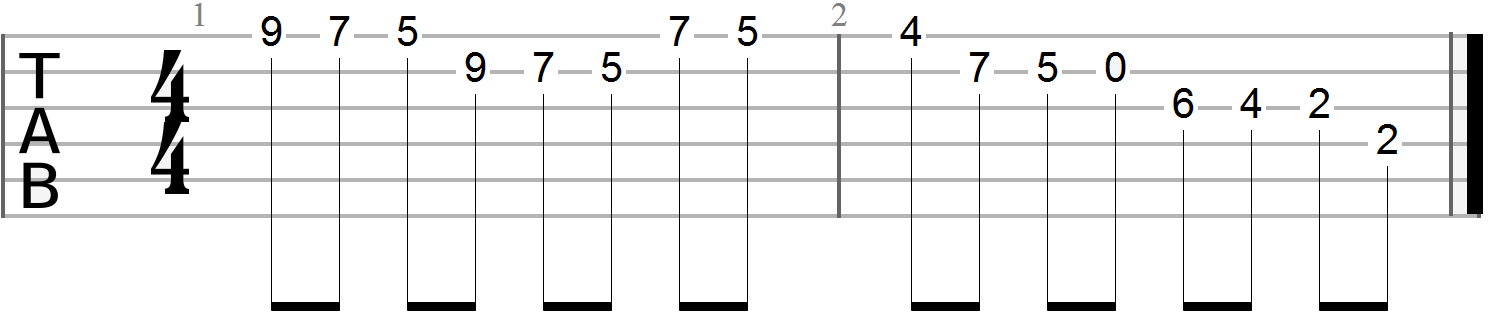 Guitar Finger Exercises (88)