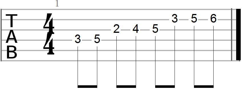 Guitar Finger Exercises (92)