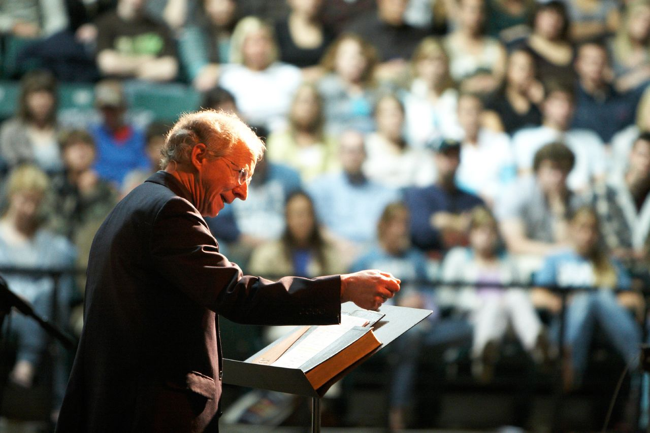 John Piper Preaching
