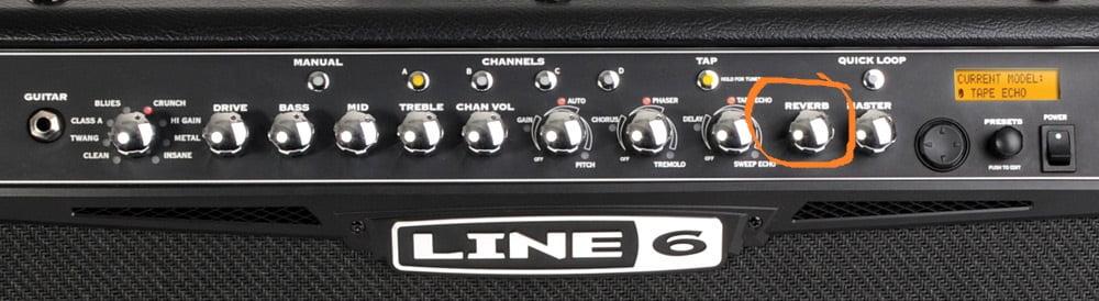 Line 6 Spider IV 150 Settings